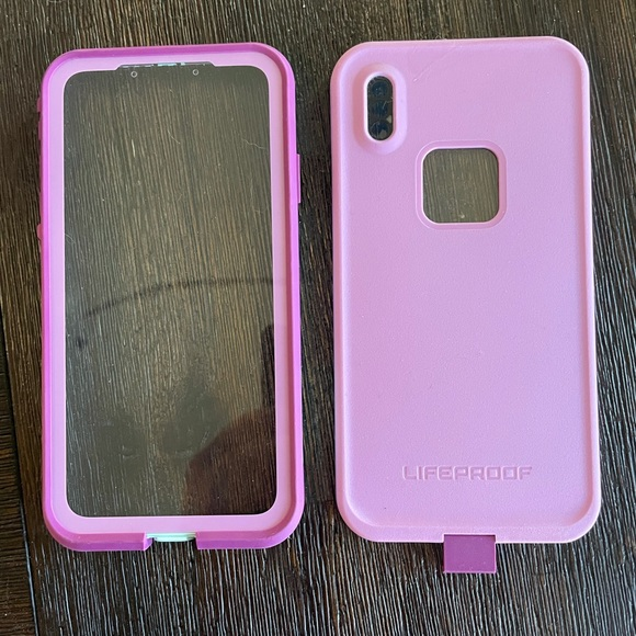 Life proof iPhone XS Max case